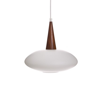 NG74/30 hanging lamp by Louis Kalff for Philips, 1950s