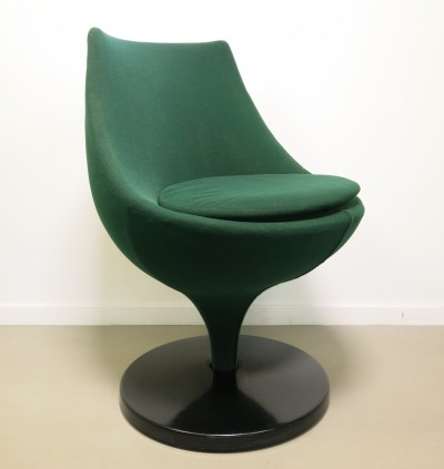 Polaris dinner chair from the sixties by Pierre Guariche for Meurop
