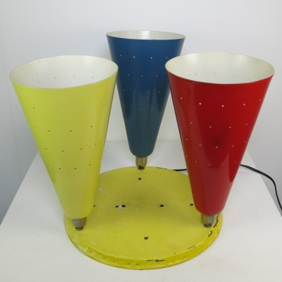 Ceiling lamp from the fifties by unknown designer for Stilnovo