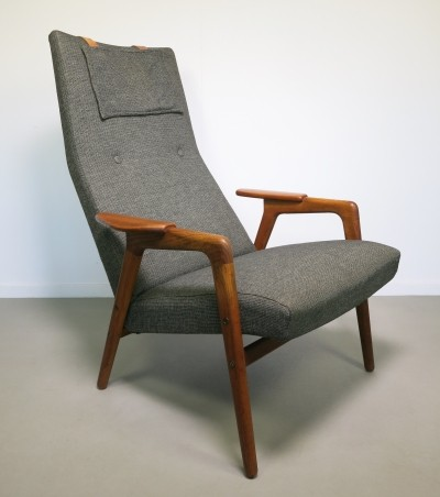 Ruster lounge chair from the fifties by Yngve Ekström for Swedese