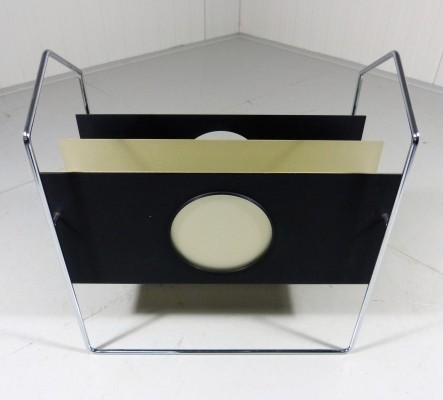 Pop Art magazine holder from the sixties by unknown designer for unknown producer