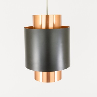 Tunika hanging lamp from the sixties by Jo Hammerborg for Fog & Mørup