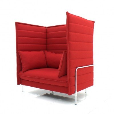 Alcove sofa from the nineties by Erwan Bouroullec & Ronan Bouroullec for Vitra