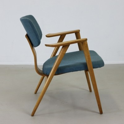 FB14 arm chair from the fifties by Cees Braakman for Pastoe