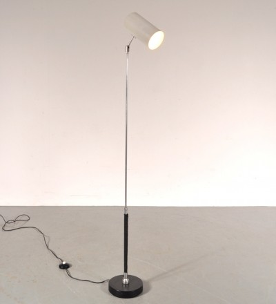 Floor lamp from the fifties by Floris H. Fiedeldij for Artimeta