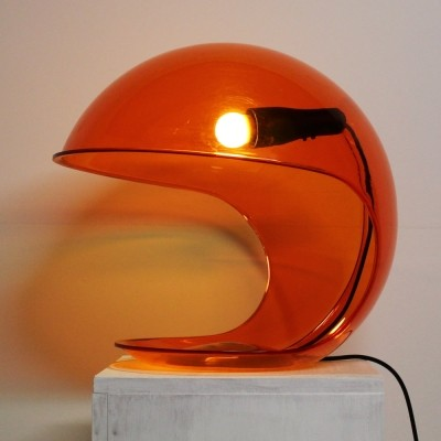 Foglia desk lamp from the sixties by Elio Martinelli for Martinelli Luce