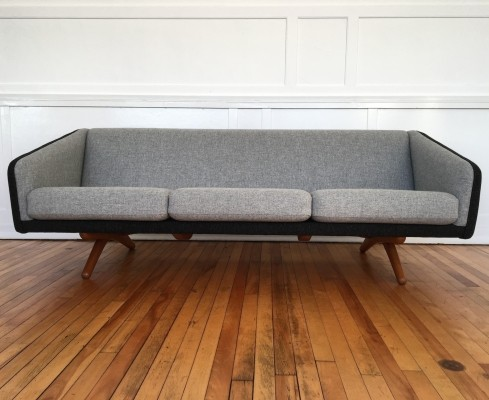 ML-90 sofa from the fifties by Illum Wikkelsø for A. Mikael Laursen