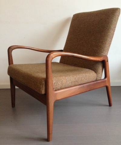 2 lounge chairs from the sixties by unknown designer for Greaves & Thomas