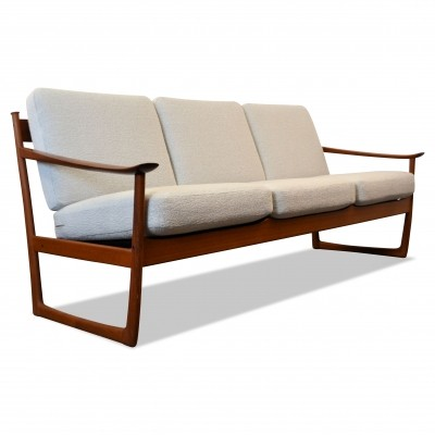 Sofa from the sixties by Peter Hvidt & Orla Mølgaard Nielsen for France & Son