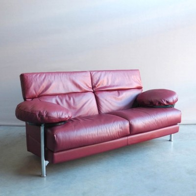 2 Arca sofas from the eighties by Paolo Piva for B & B Italia