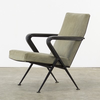 Repose lounge chair by Friso Kramer for Ahrend de Cirkel, 1950s