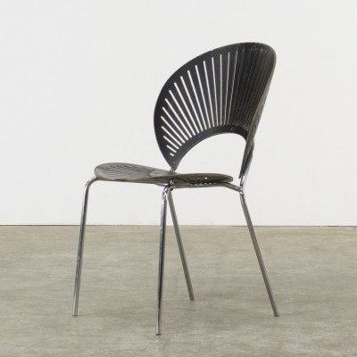 Model 3258 dinner chair from the fifties by Nanna Ditzel for Fredericia Stolefabrik