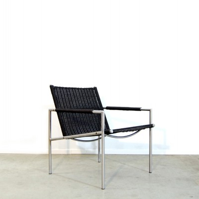 SZ 01 arm chair from the eighties by Martin Visser for Spectrum