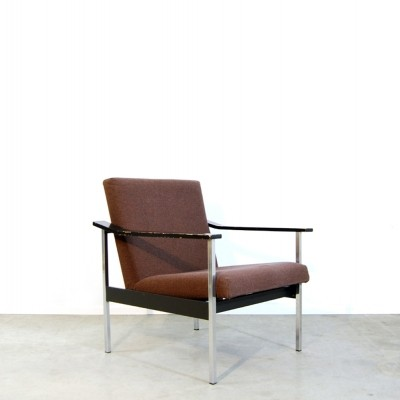 Model 1450 arm chair from the sixties by Coen de Vries for Gispen