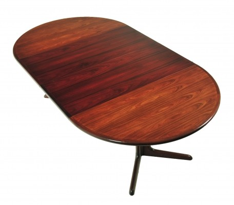 Dining table from the seventies by unknown designer for Skovby