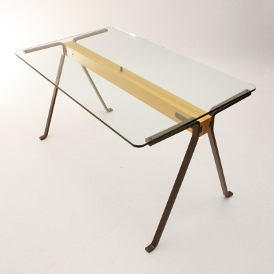 Frate dining table from the seventies by Enzo Mari for Driade