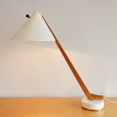 B 54 desk lamp from the fifties by Hans Agne Jakobsson for Markaryd