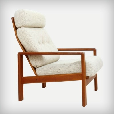 Stavanger arm chair from the sixties by unknown designer for unknown producer