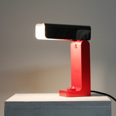 Vademecum desk lamp from the sixties by Joe Colombo for Kartell