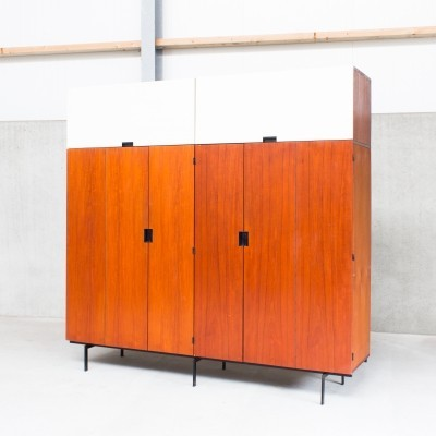 Wardrobe - Japanese Series cabinet from the sixties by Cees Braakman for Pastoe