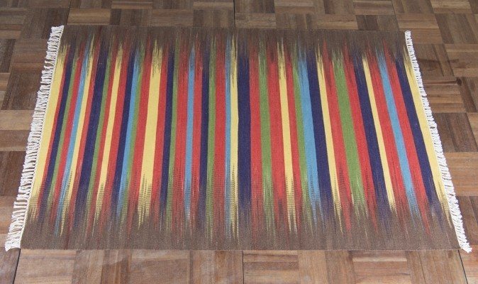 Rug from the eighties by unknown designer for unknown producer