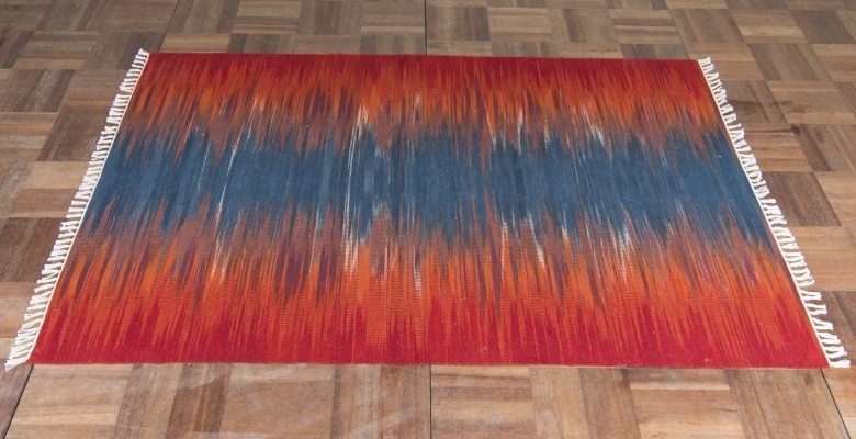 Rug from the seventies by unknown designer for unknown producer