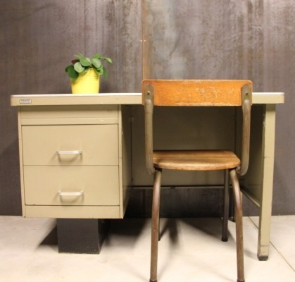 Writing Desk children furniture from the seventies by unknown designer for unknown producer