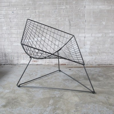 2 lounge chairs from the seventies by Niels Gammelgaard for Ikea