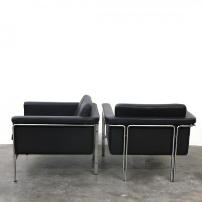 Set of 2 arm chairs from the sixties by Horst Brüning for Kill International