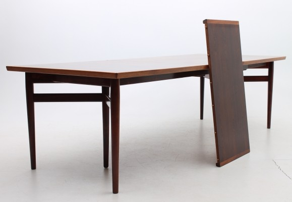Conference writing desk from the sixties by Arne Vodder for Sibast