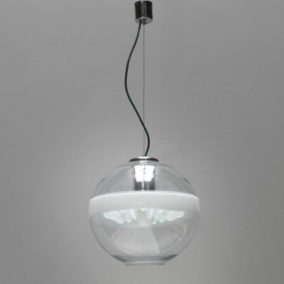 Hanging lamp from the seventies by Toni Zuccheri for Venini
