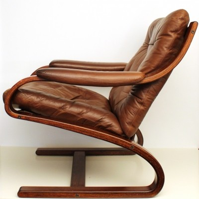 Kangu lounge chair from the seventies by unknown designer for unknown producer