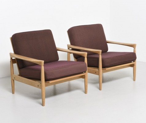 2 x vintage arm chair, 1950s