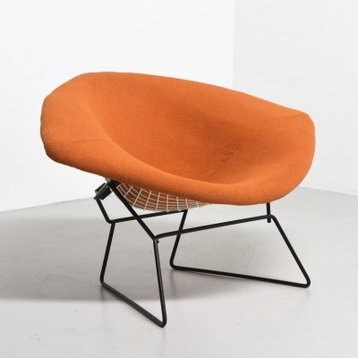 Large Diamond lounge chair from the fifties by Harry Bertoia for Knoll International
