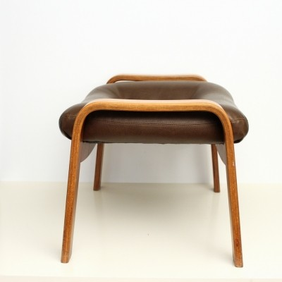 Stool from the seventies by unknown designer for G Mobel