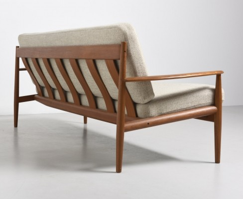 Sofa from the fifties by Grete Jalk for France & Son