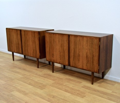 2 Nr 4 sideboards from the sixties by Gunni Omann for Omann Jun