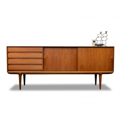 Model 18 sideboard from the sixties by Gunni Omann for Omann Jun