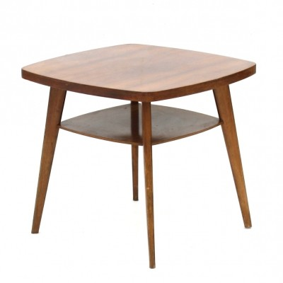 Model 615 coffee table from the seventies by unknown designer for Mier Topolcany