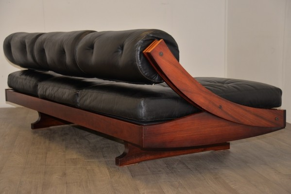 GS195 daybed from the sixties by Gianni Songia for Sormani
