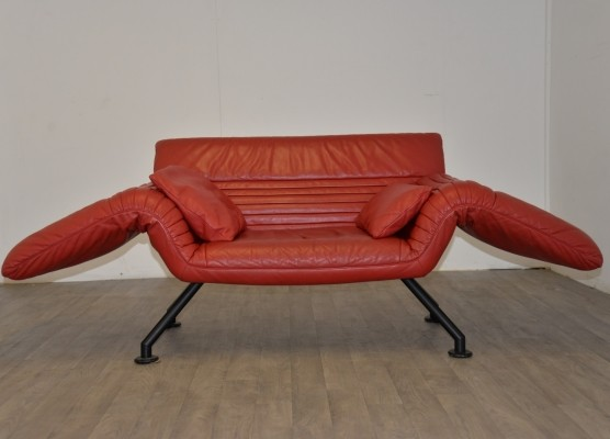 DS 142 daybed from the eighties by Winfried Totzek for De Sede