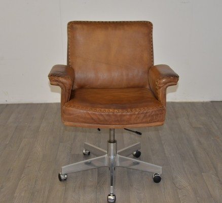 DS 35 office chair from the sixties by unknown designer for De Sede