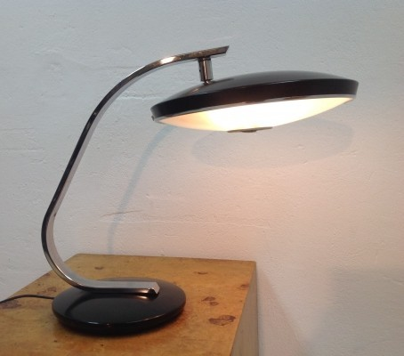 Madrid desk lamp from the sixties by unknown designer for Fase