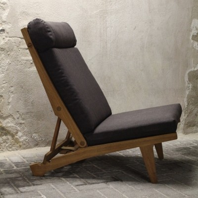 AP71 lounge chair from the sixties by Hans Wegner for AP Stolen