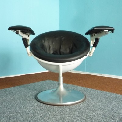 Space age style armchair, 1960s