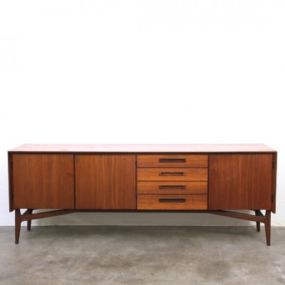 Sideboard from the sixties in teak wood