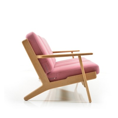 GE-290/3 sofa from the sixties by Hans Wegner for Getama