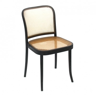 Model 811 dinner chair from the sixties by Josef Hoffmann for Ton Czechoslovakia