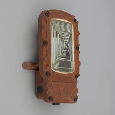 Wall lamp from the forties by unknown designer for Revo
