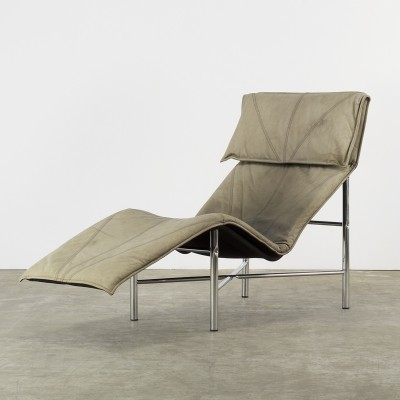 Lounge chair from the eighties by Tord Bjorklund for unknown producer